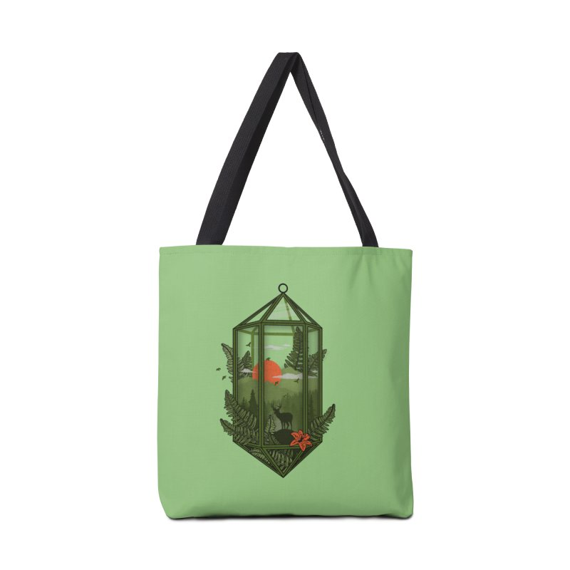 Terrarium Accessories Bag by The Child's Artist Shop