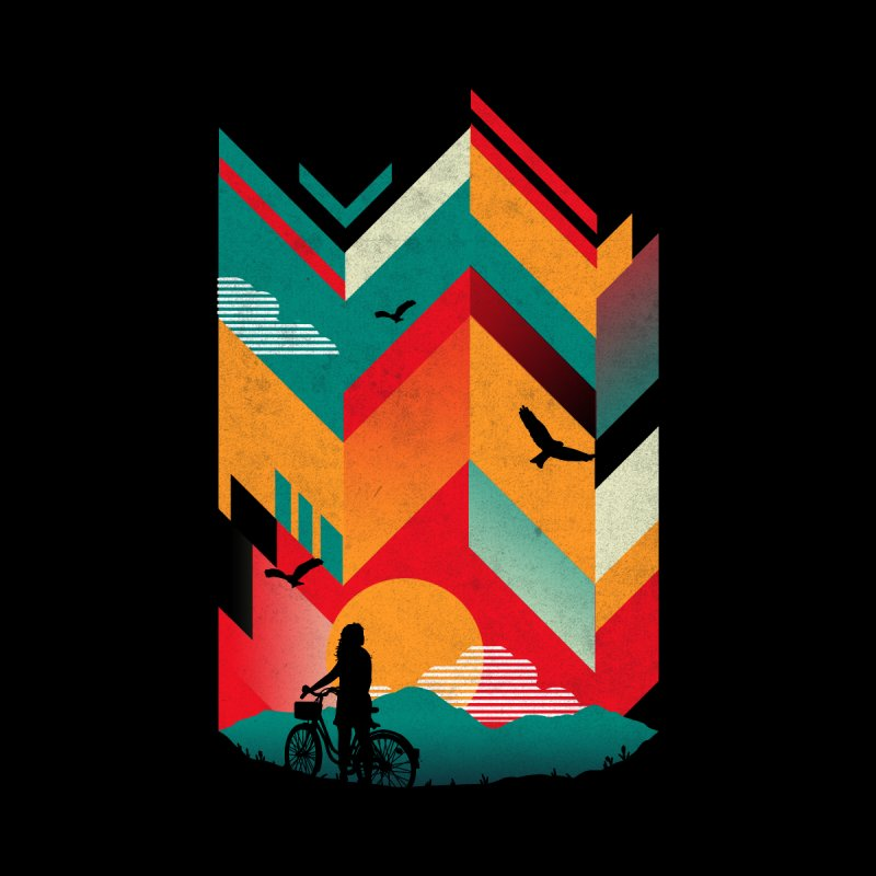 Bike Ride   by thechild's Artist Shop