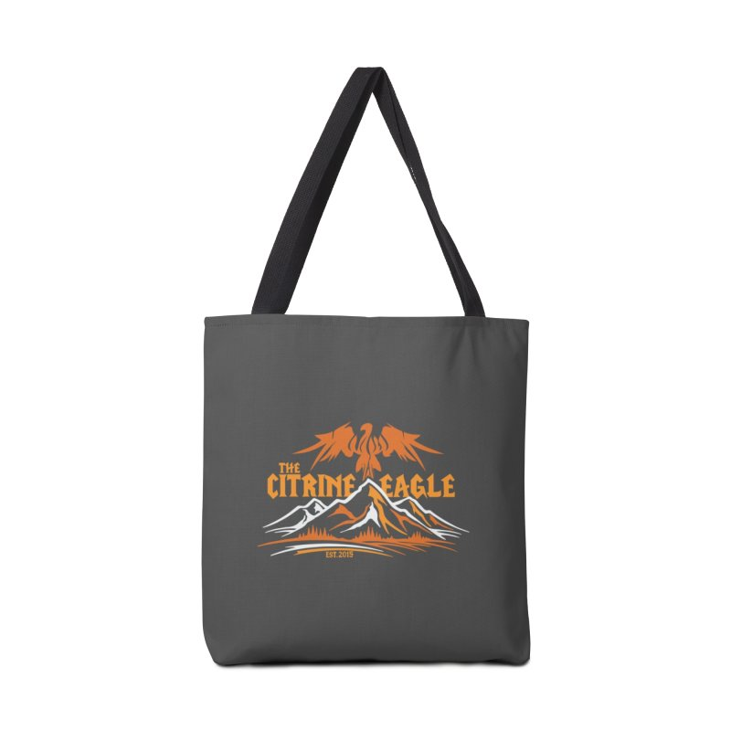 The Citrine Eagle - Mountain Collection I Accessories Bag by The Citrine Eagle Shop