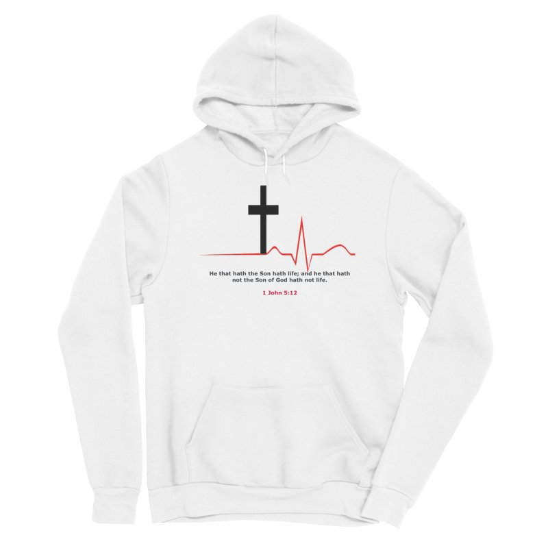 Hath Life Men's Pullover Hoody by theclearword's Artist Shop
