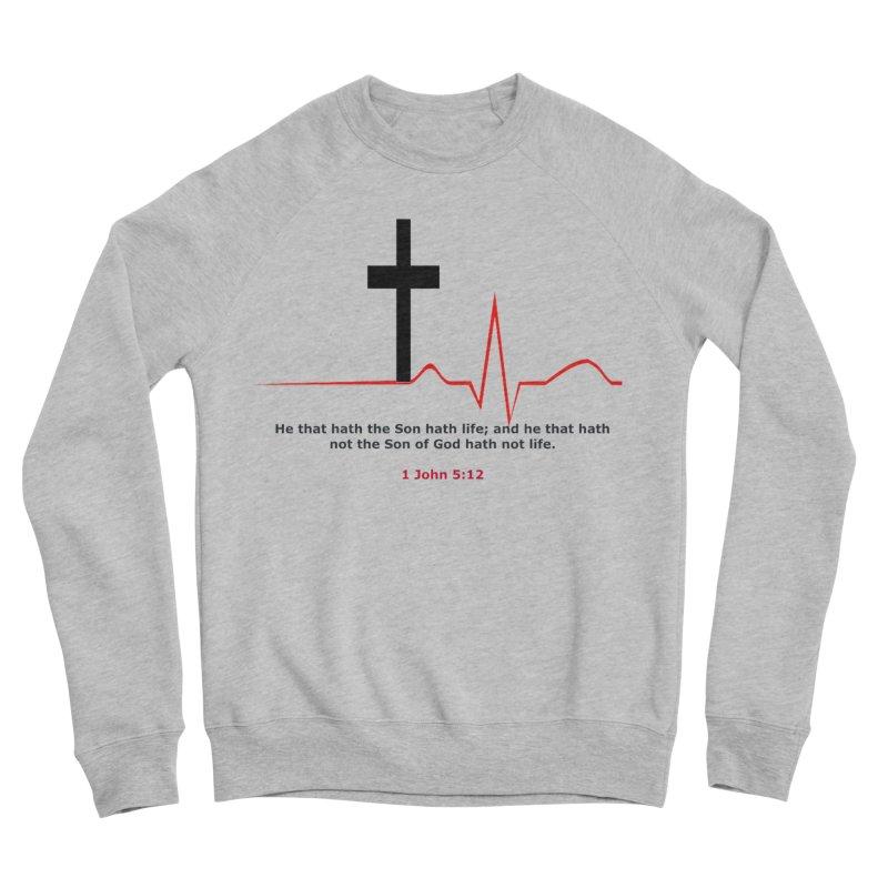 Hath Life Men's Sweatshirt by theclearword's Artist Shop