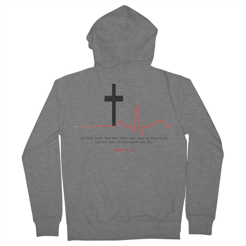 Hath Life Women's Zip-Up Hoody by theclearword's Artist Shop