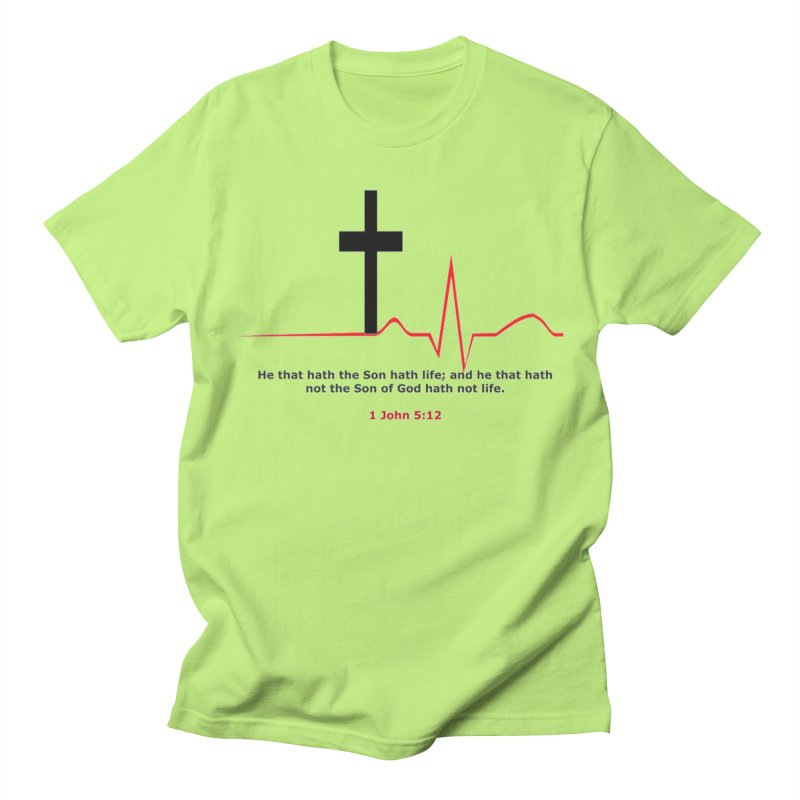Hath Life Men's T-Shirt by theclearword's Artist Shop