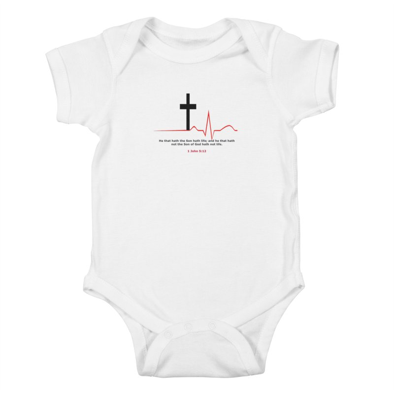 Hath Life Kids Baby Bodysuit by theclearword's Artist Shop