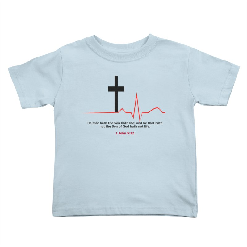Hath Life Kids Toddler T-Shirt by theclearword's Artist Shop