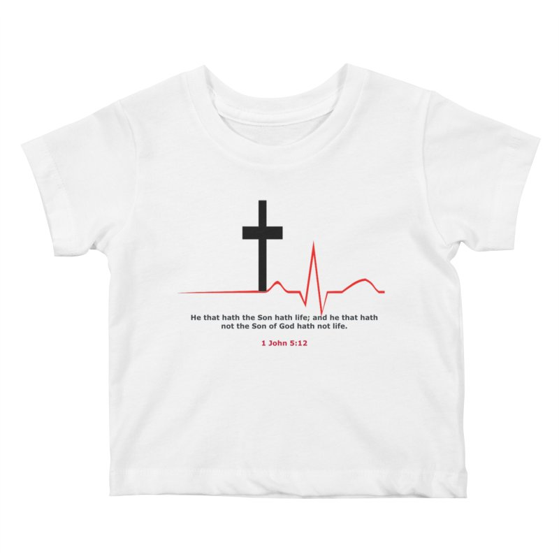 Hath Life Kids Baby T-Shirt by theclearword's Artist Shop