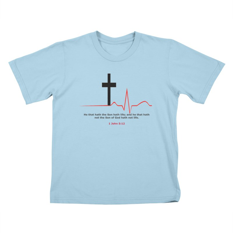 Hath Life Kids T-Shirt by theclearword's Artist Shop