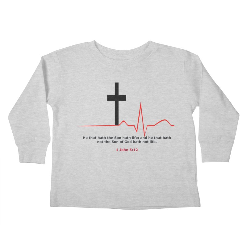 Hath Life Kids Toddler Longsleeve T-Shirt by theclearword's Artist Shop