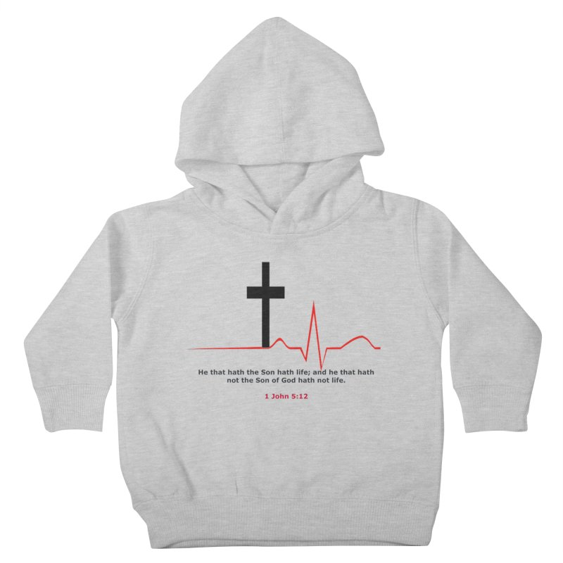 Hath Life Kids Toddler Pullover Hoody by theclearword's Artist Shop