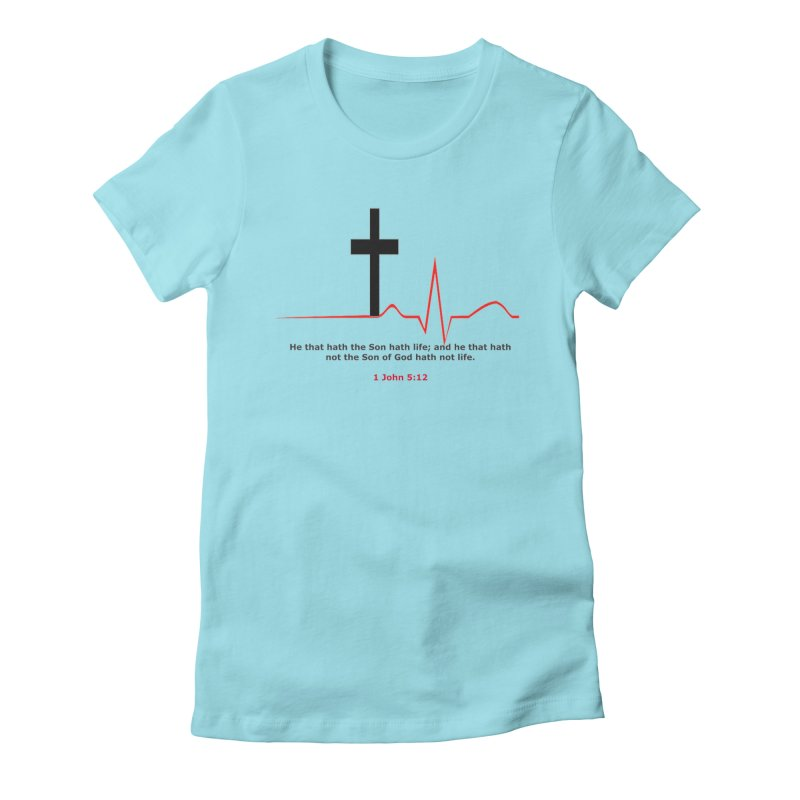 Hath Life Women's T-Shirt by theclearword's Artist Shop
