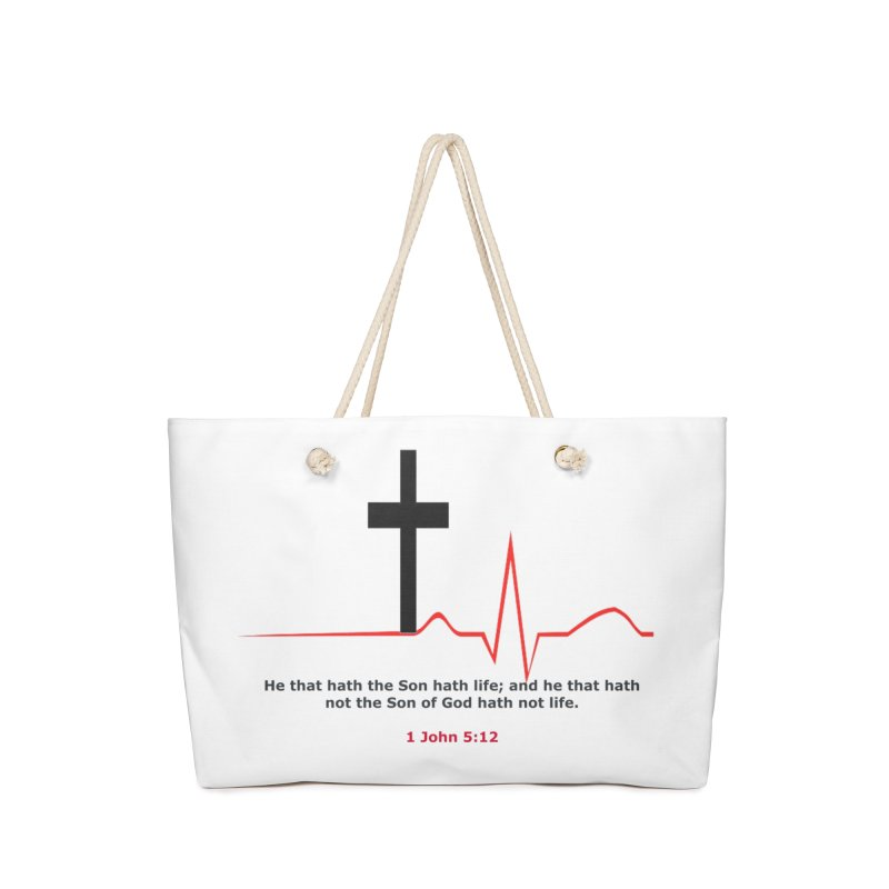 Hath Life Accessories Bag by theclearword's Artist Shop