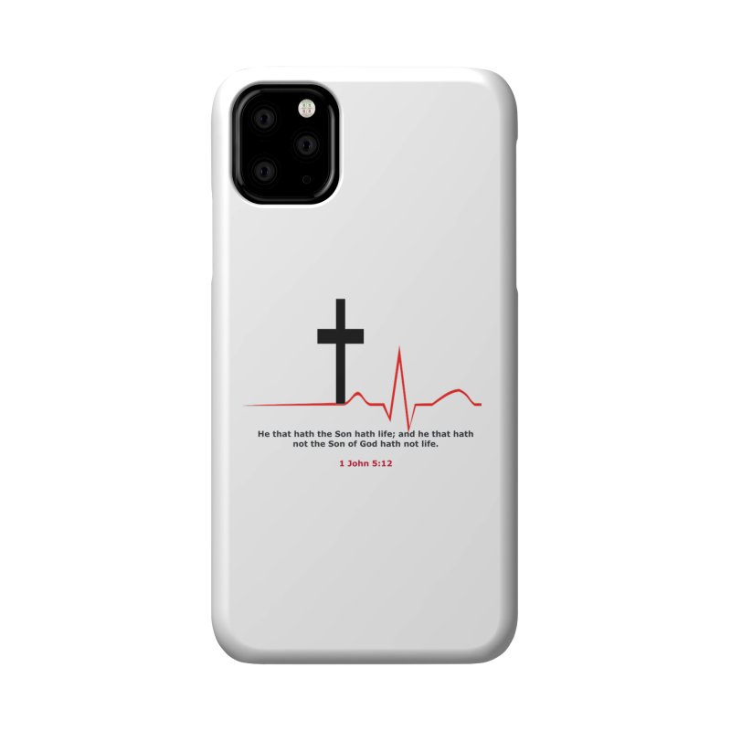 Hath Life Accessories Phone Case by theclearword's Artist Shop