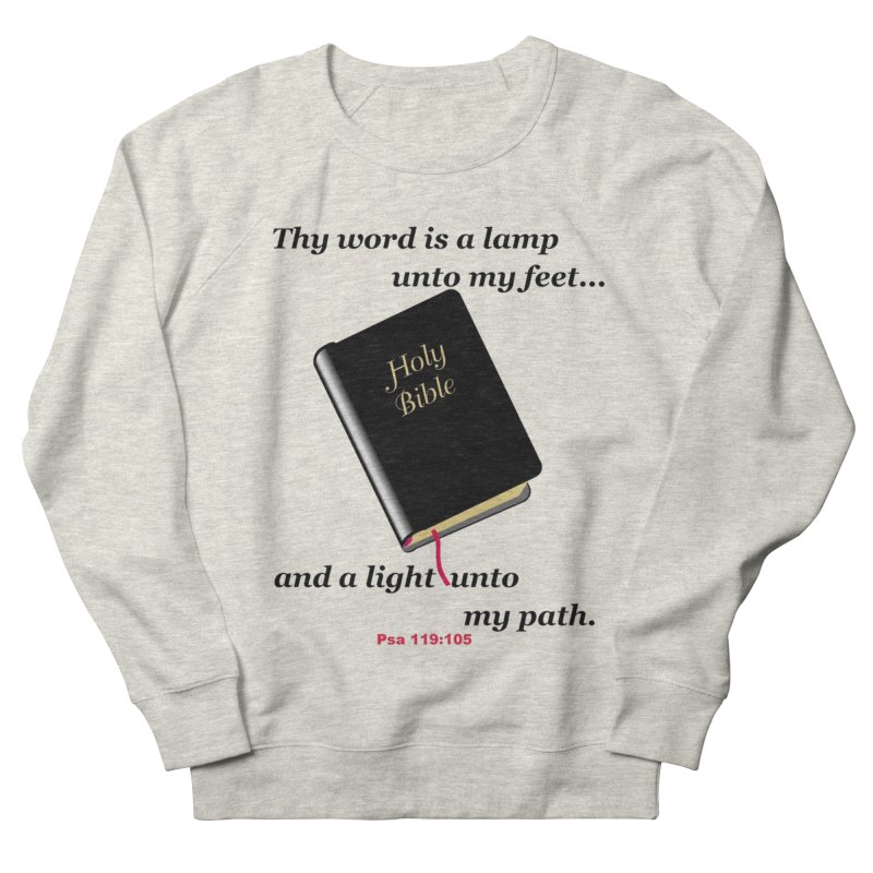 Thy Word Women's Sweatshirt by theclearword's Artist Shop