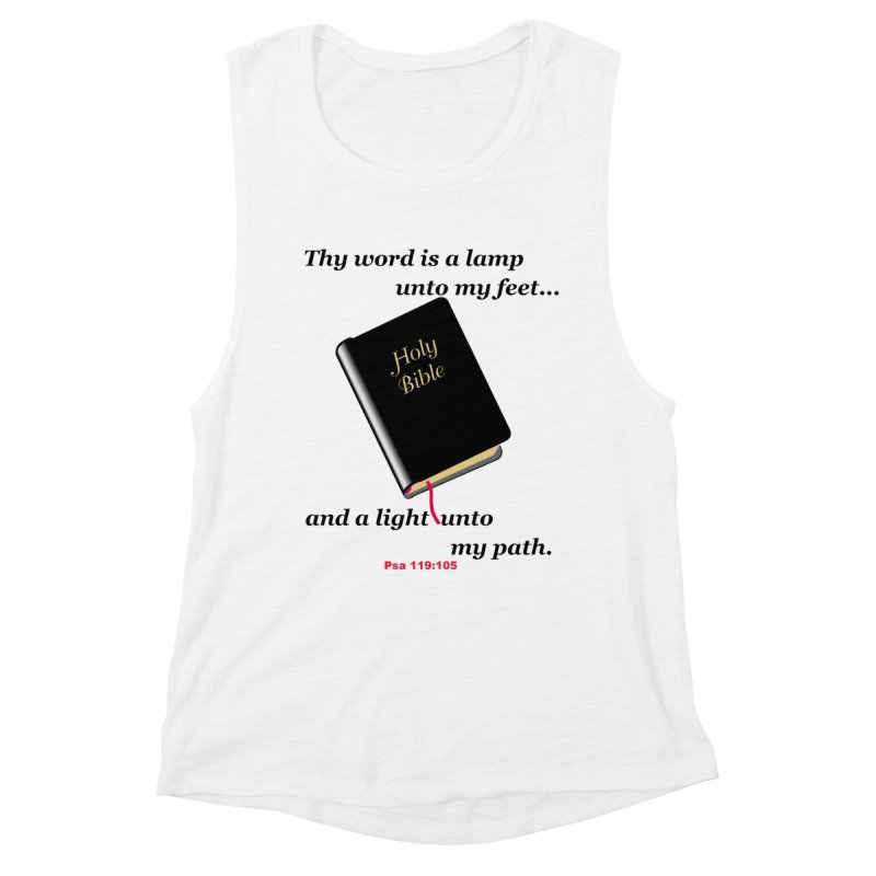 Thy Word Women's Tank by theclearword's Artist Shop