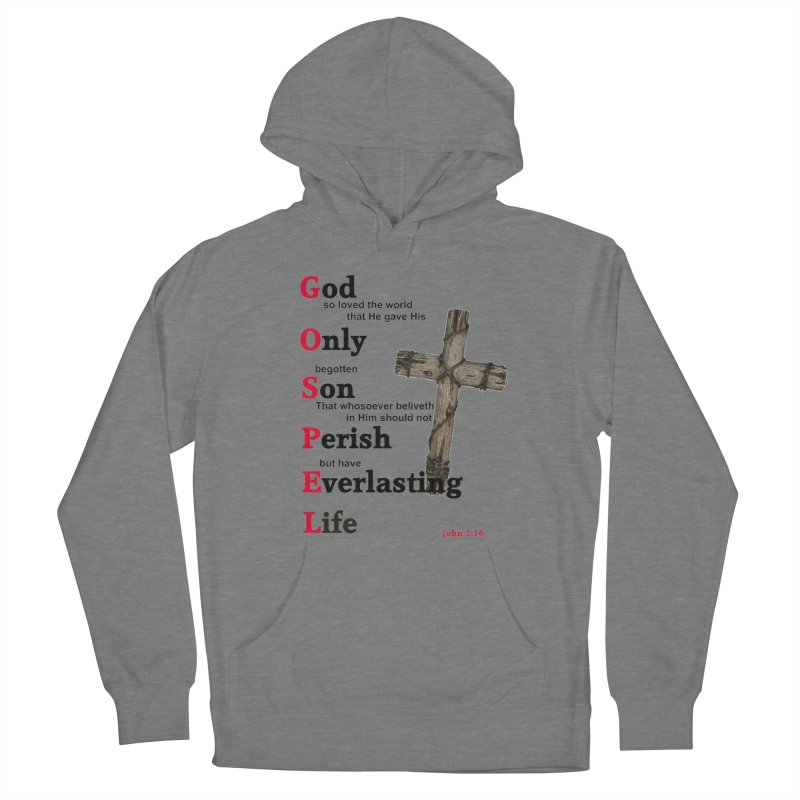The Gospel Women's Pullover Hoody by theclearword's Artist Shop