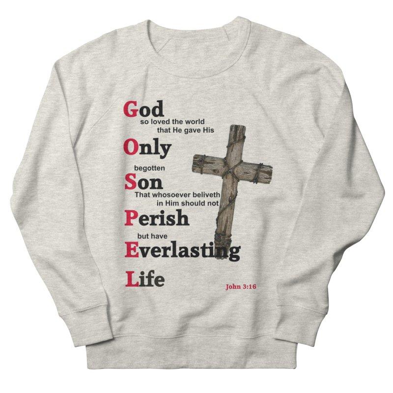 The Gospel Women's Sweatshirt by theclearword's Artist Shop
