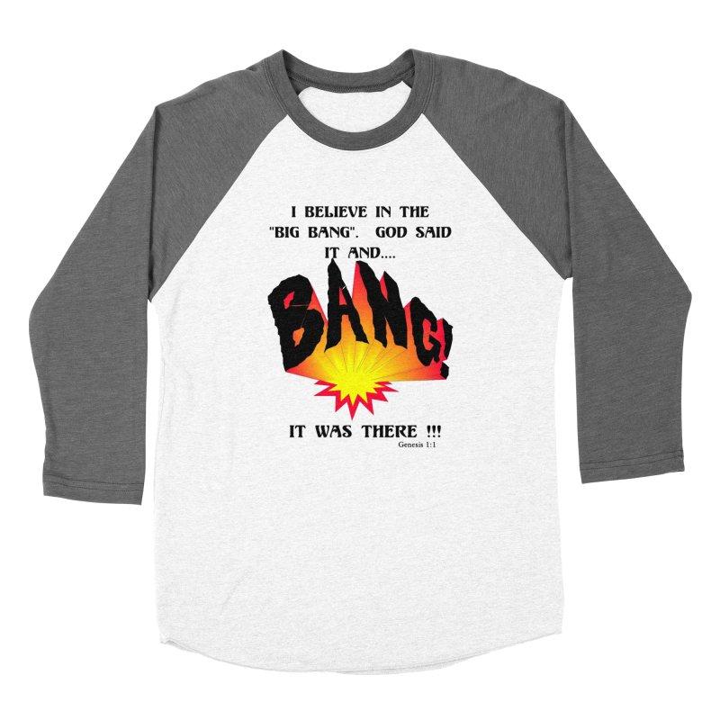 Big Bang Women's Longsleeve T-Shirt by theclearword's Artist Shop