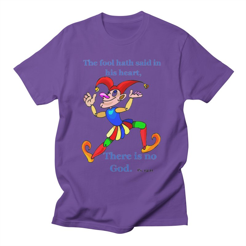 The Fool Men's T-Shirt by theclearword's Artist Shop