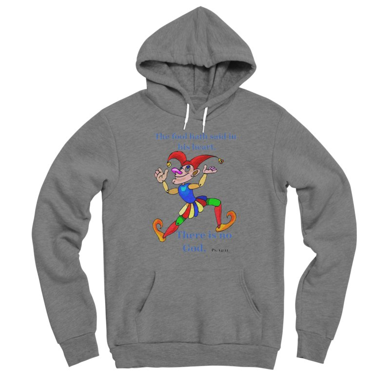 The Fool Men's Pullover Hoody by theclearword's Artist Shop