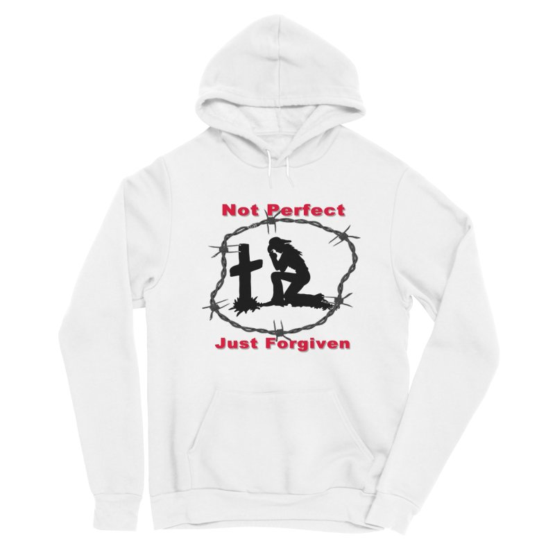 Cowgirl not perfect Women's Pullover Hoody by theclearword's Artist Shop