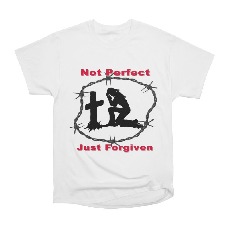 Cowgirl not perfect Women's Heavyweight Unisex T-Shirt by theclearword's Artist Shop