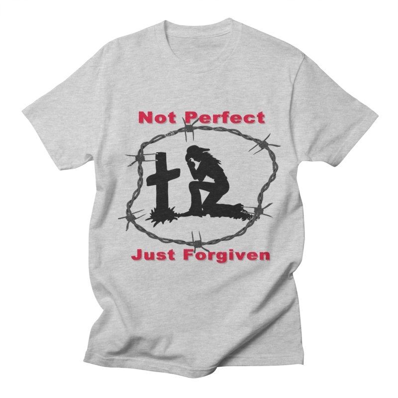 Cowgirl not perfect Men's T-Shirt by theclearword's Artist Shop