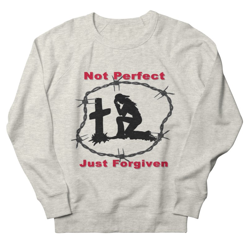 Cowgirl not perfect Men's Sweatshirt by theclearword's Artist Shop