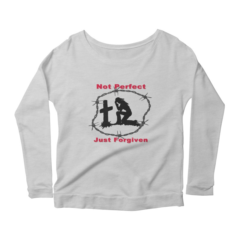 Cowgirl not perfect Women's Longsleeve T-Shirt by theclearword's Artist Shop