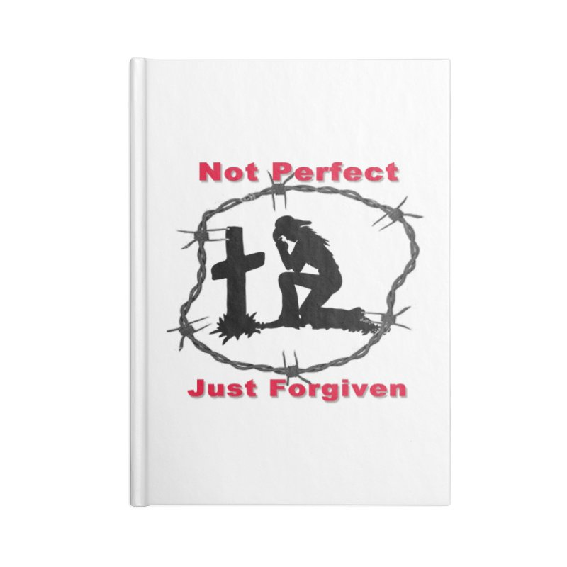 Cowgirl not perfect Accessories Lined Journal Notebook by theclearword's Artist Shop