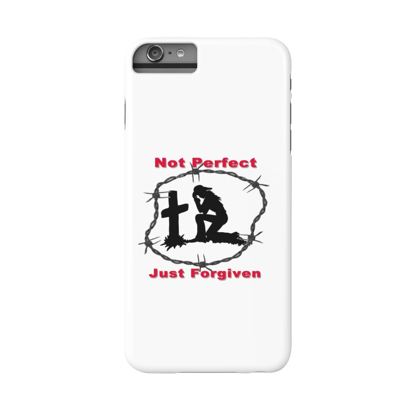 Cowgirl not perfect Accessories Phone Case by theclearword's Artist Shop