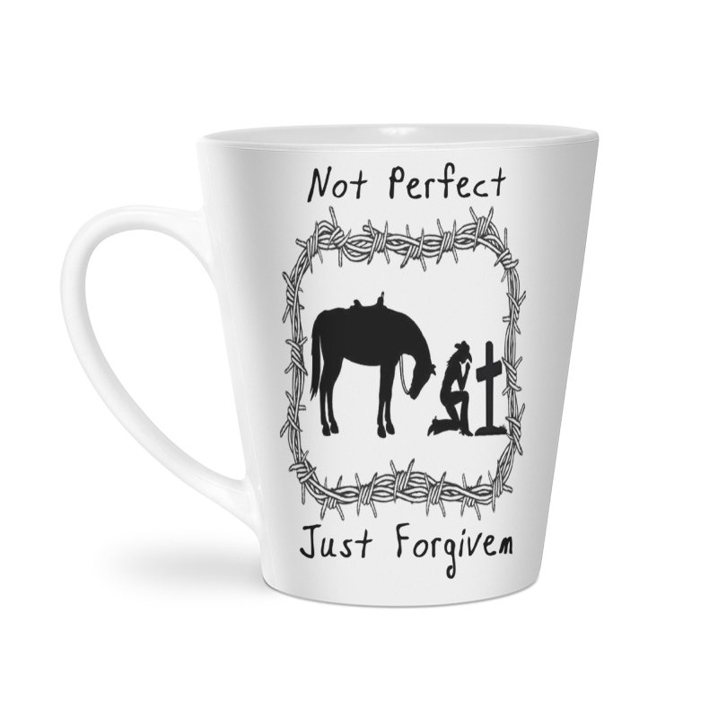 Cowgirl not perfect w/ Horse Accessories Mug by theclearword's Artist Shop