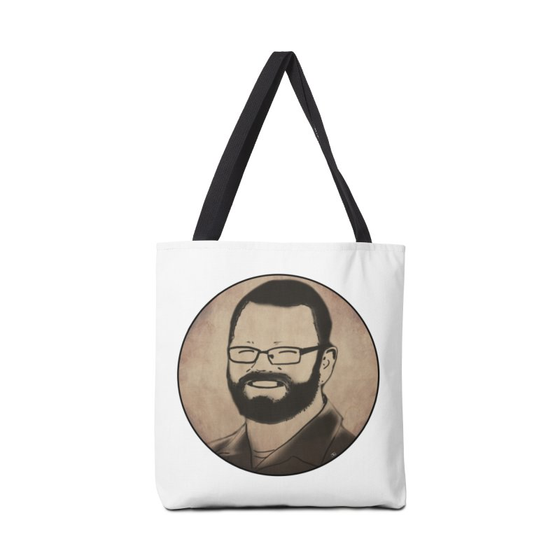 CartoonClif Accessories Bag by thecliftonworleyshow's Artist Shop