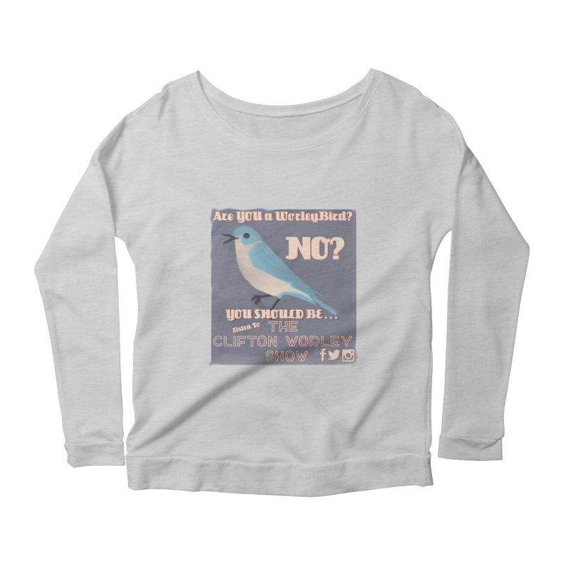 Worley Bird Women's Longsleeve T-Shirt by thecliftonworleyshow's Artist Shop