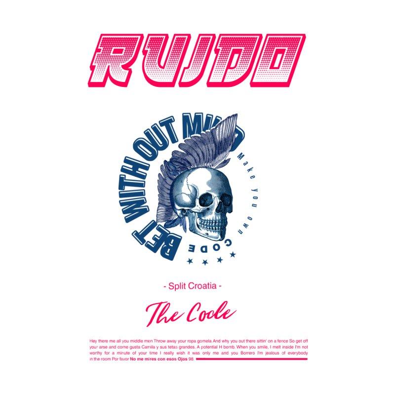 Skull Punk 1978 Men's T-Shirt by THE CODE