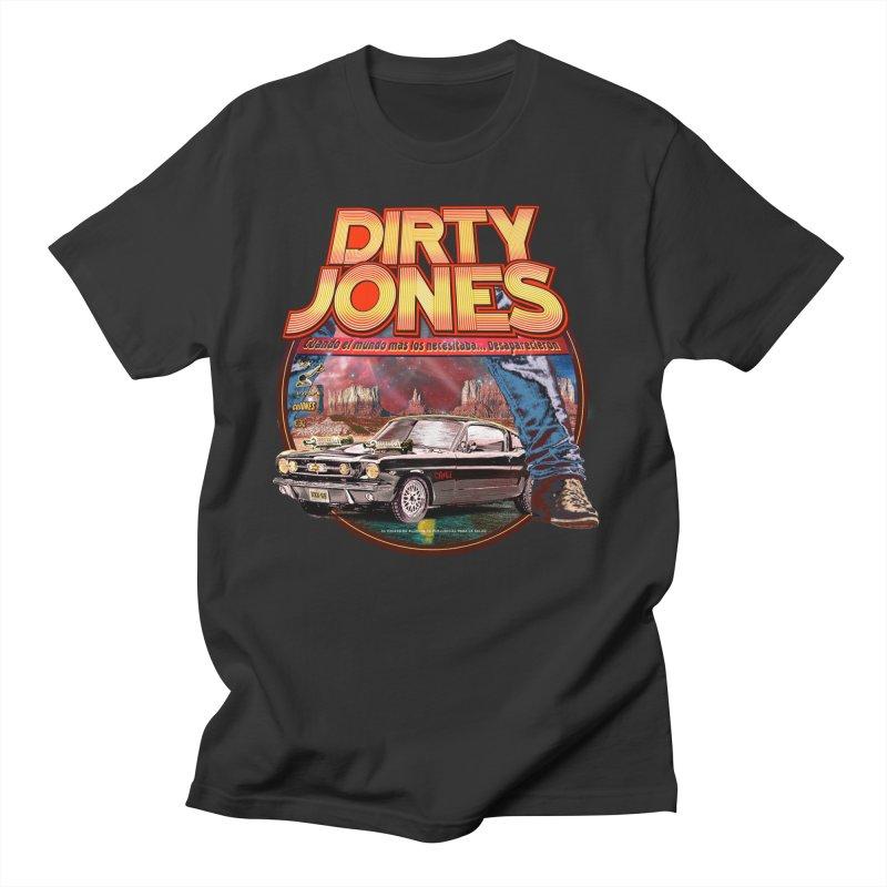 Drity Jones Men's T-Shirt by THE CODE