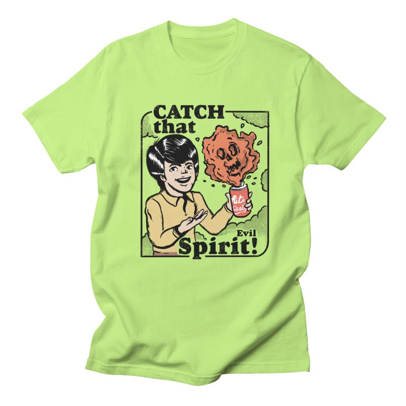 Catch the spirit Men's Regular T-Shirt by The Cool Orange