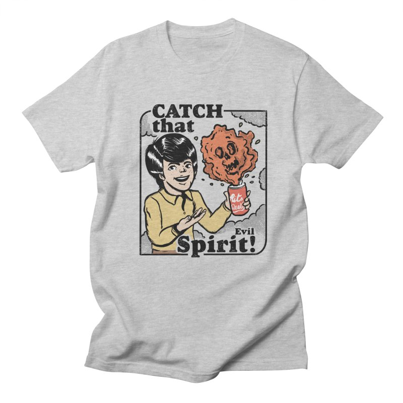 Catch the spirit Women's Regular Unisex T-Shirt by The Cool Orange