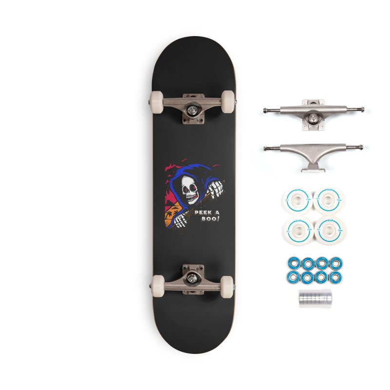 peek a boo! Accessories Complete - Basic Skateboard by The Cool Orange