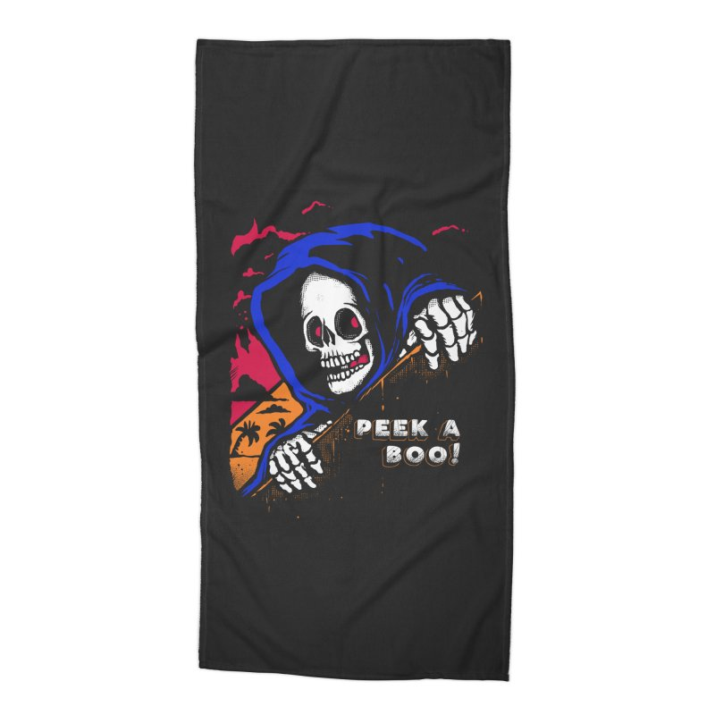 peek a boo! Accessories Beach Towel by The Cool Orange