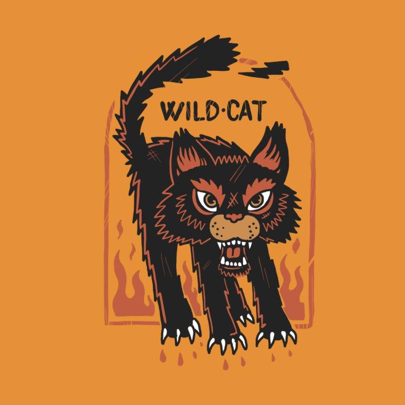 Wild cat by The Cool Orange