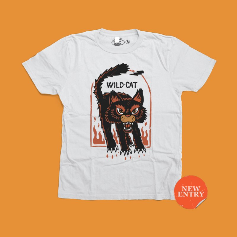 Wild cat by The Cool Orange