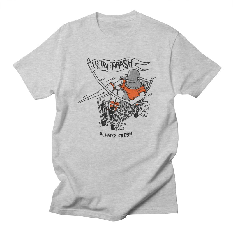 ultra t(h)rash Men's Regular T-Shirt by The Cool Orange