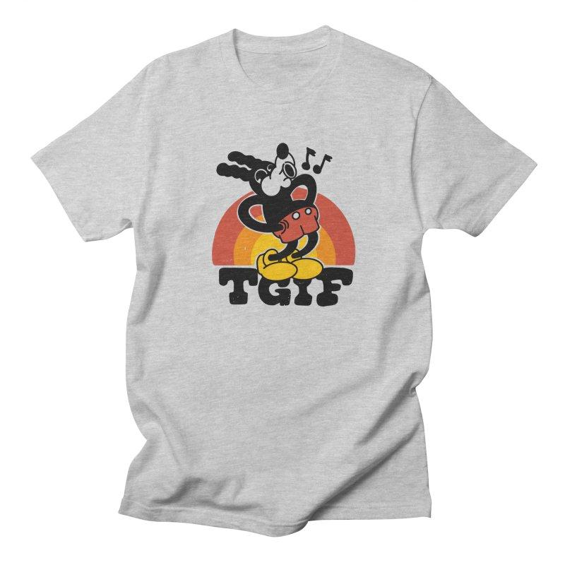 TGIF Men's T-Shirt by The Cool Orange