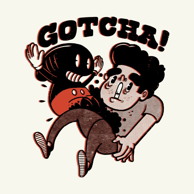 Gotcha! Men's T-Shirt by The Cool Orange