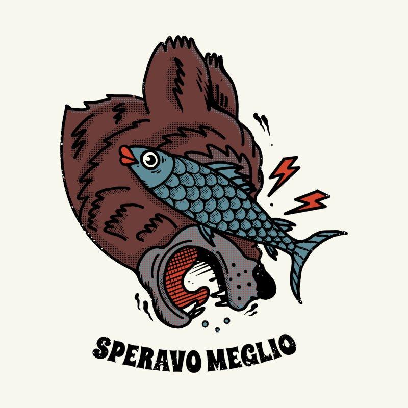 Speravo meglio by The Cool Orange