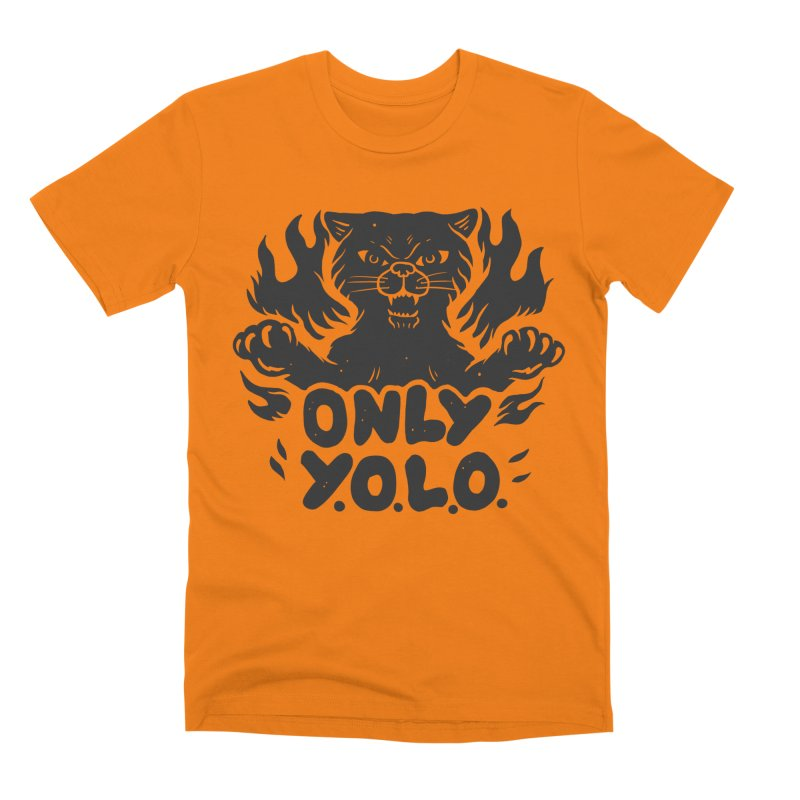 Men's None by The Cool Orange