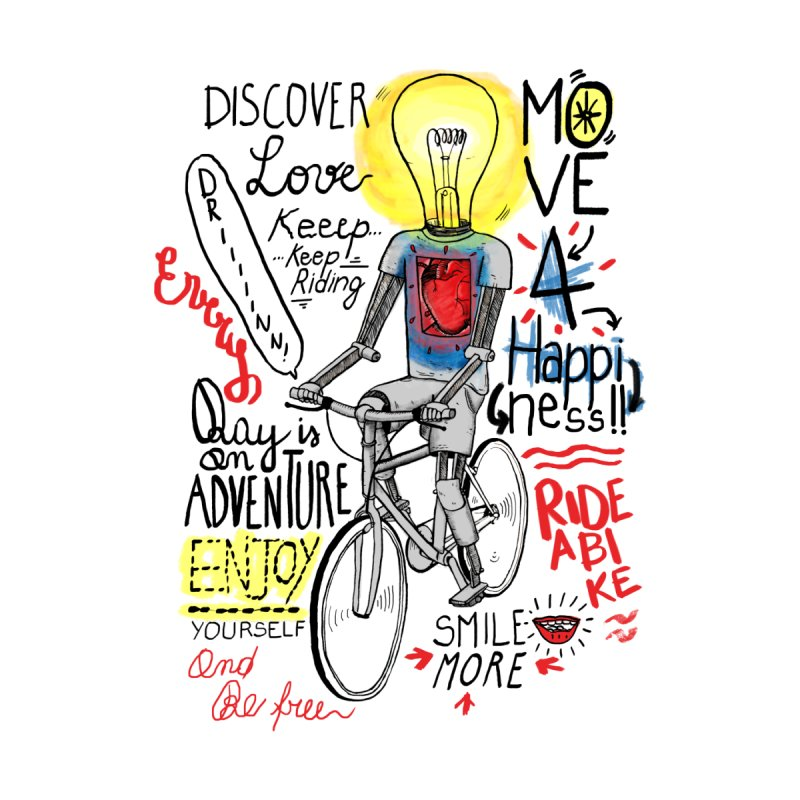 Cycling is Freedom | for bike & adventure heroes by The Cool Orange