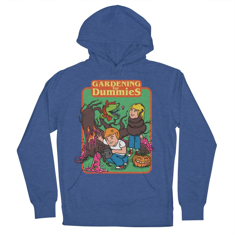 Gardening for dummies Men's French Terry Pullover Hoody by The Cool Orange