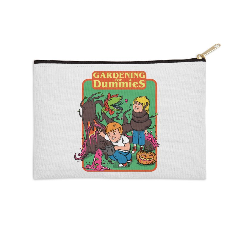 Gardening for dummies Accessories Zip Pouch by The Cool Orange