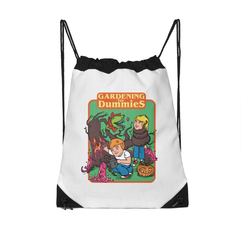 Gardening for dummies Accessories Bag by The Cool Orange